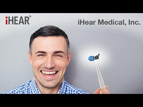 iHear Medical Indiegogo Campaign