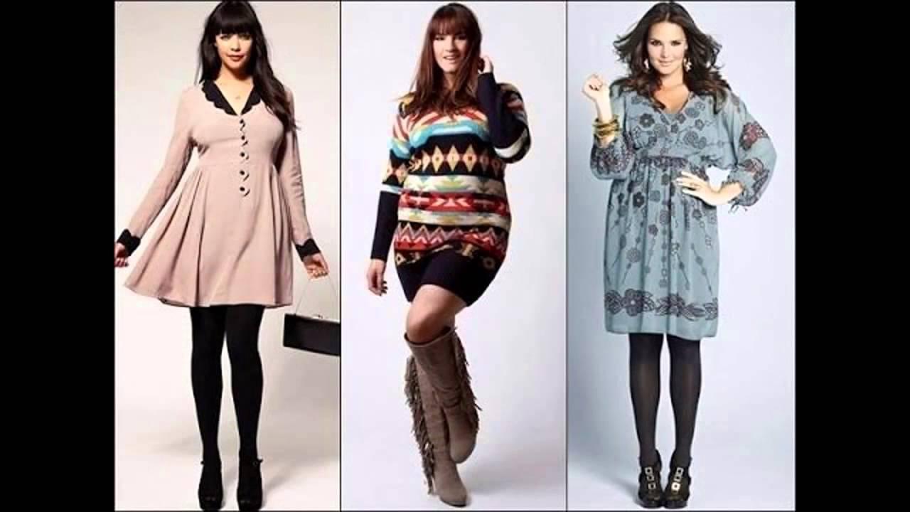 ef8e73cf14 Outfits para mujeres tallas grandes. Outfits de moda