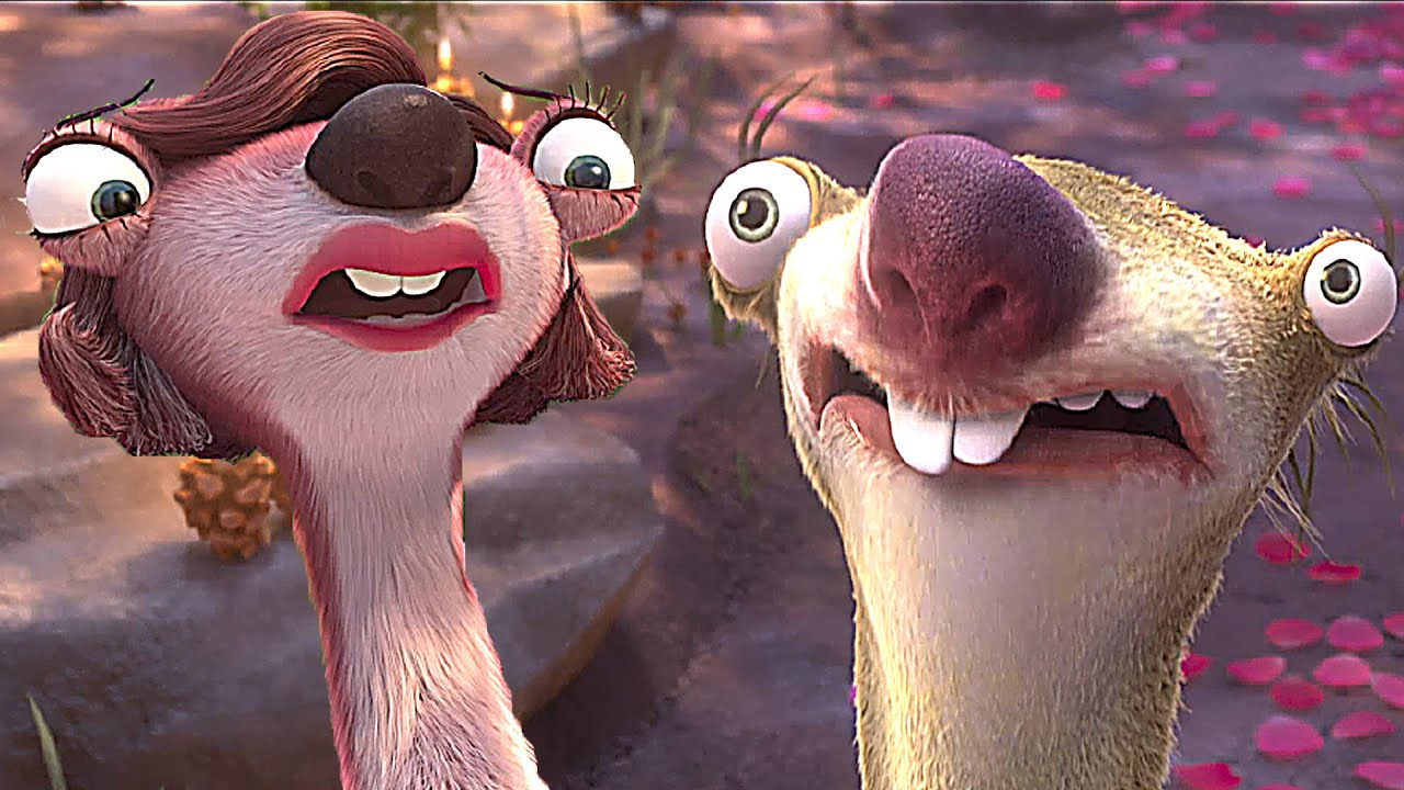 Ice age official new trailer also youtube rh