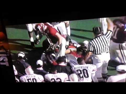 "Alabama 1992  ""Best Defense"""