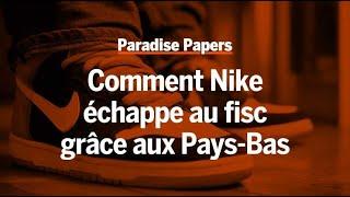 « Paradise Papers » : comment Nike s'y prend-elle pour payer moins d'impôt ?