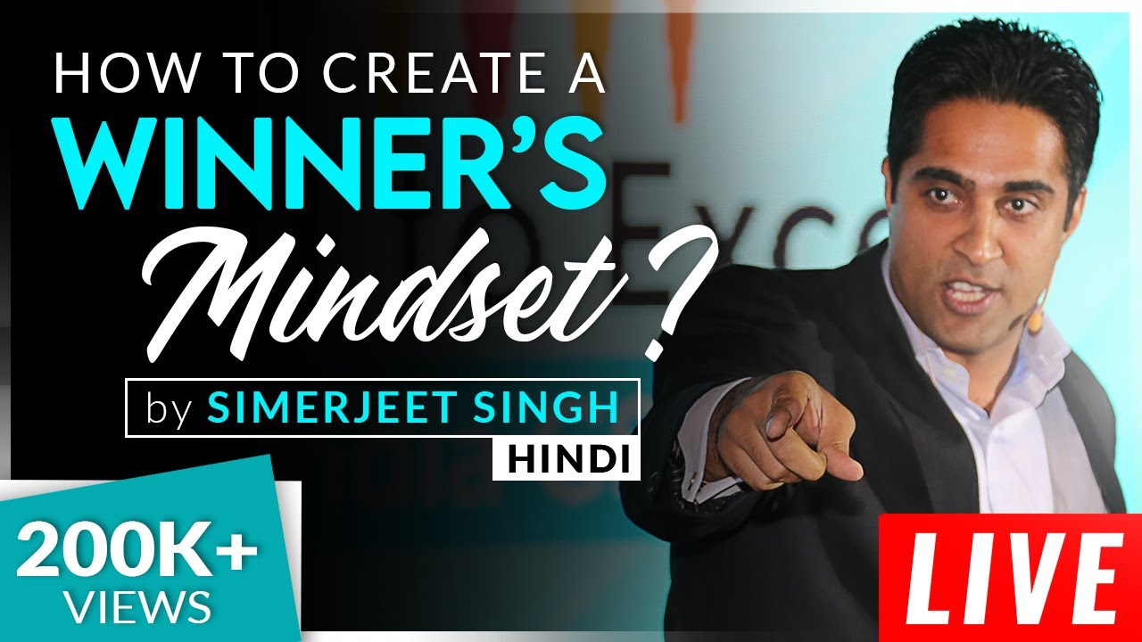 Motivational Speakers in India in Hindi | Simerjeet Singh Hindi  Motivational Video with Audience