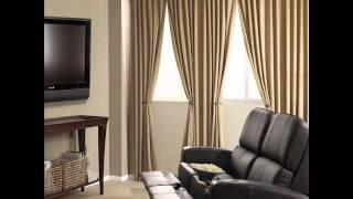 Absolute Zero Total Blackout Faux Velvet Drapery Curtain Panel ; Blackout Curtain Panels