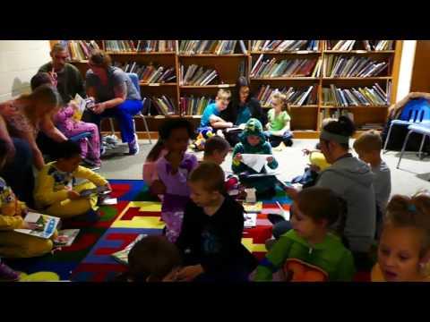 Penn Lincoln Elementary School Bedtime Stories