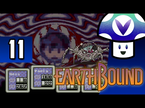 [Vinesauce] Vinny - Earthbound (part 11 Finale) + Art!