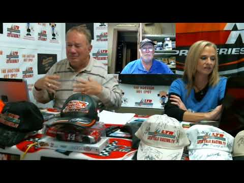 Let's Talk Racing TV  122816 Al Pearce, Valerie Wilson, & Roger Brehm