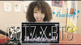 GOT7 X BTS | MAMA REACTION