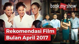 Video Rekomendasi Film Indonesia April 2017 - BookMyShow Indonesia download MP3, 3GP, MP4, WEBM, AVI, FLV November 2017