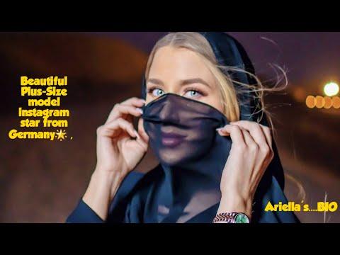 TOP CURVY PLUS-SIZE MODEL: Ariella's - BIO, CAREER, FACTS, NETWORTH.