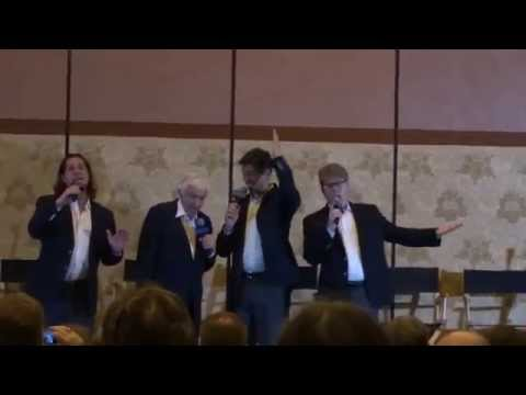Dick Van Dyke and the Vantastics` Legend Events concert