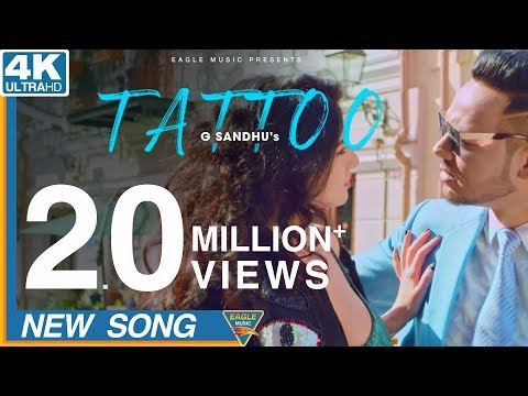Tattoo G sandhu {Full Hd Video} | Desi Crew | latest New Songs 2018 | Eagle Music