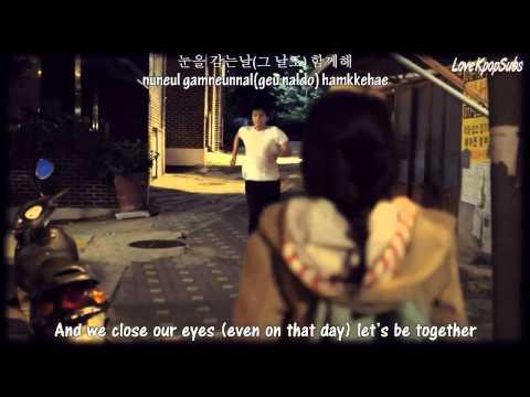 [Karaoke Instrumental w/ Backup Vocals] Eunji & Seo In Gook - Our Love Like This MV [Eng+Rom+Han] HD