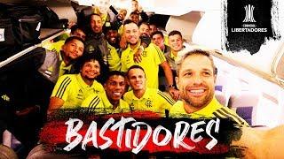 Os bastidores da chegada do Flamengo à Bolívia