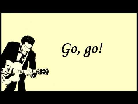 Chuck Berry - Johnny B Goode (With lyrics)