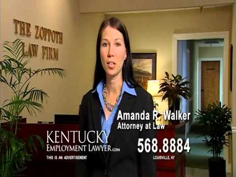 Kentucky Employment Lawyer - The Zoppoth Law Firm