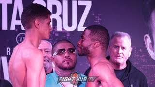 DONNY MARSHALL DISSES THE TOWERING INFERNO AT THEIR PBC ON FOX WEIGH IN