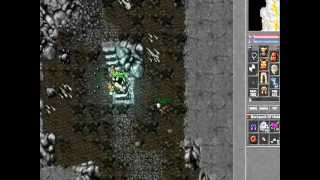 Tibia by; Malsz - The Hidden City of Beregar Quest (Firewalker Boots) pt.1