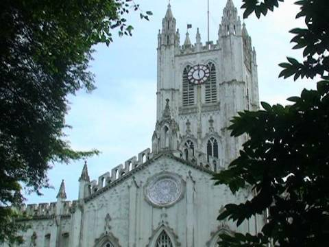 St. Paul�s Cathedral, Kolkata