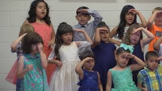 Westwood Elementary Kindergarten Celebration | Mrs Richards & Mrs. Feltner