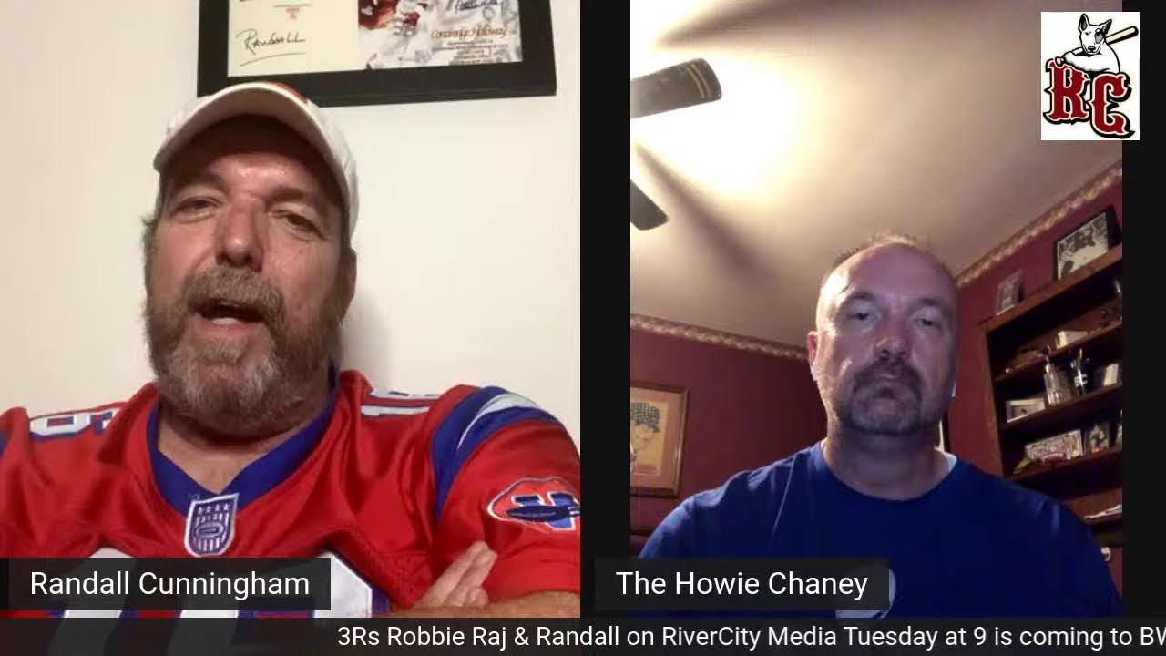RiverCity Media   Off The Record w Randall