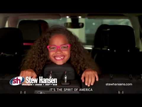 NonSpeaking Stew Hansen Dodge   Spirit Of America