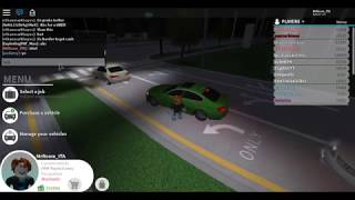 Roblox: Road rage with an idiot (Pembroke Pines, Florida)