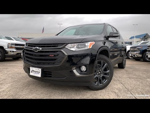 2019 Chevrolet Traverse RS (2.0L Turbo) - Review