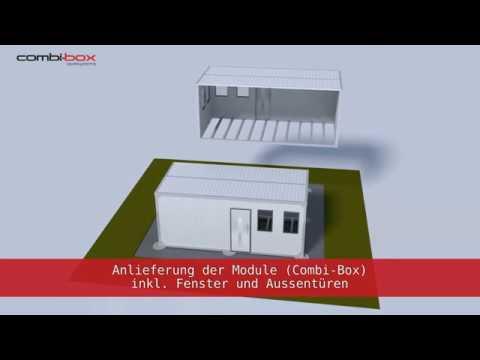 Verfahrenskonzept - Combi-Box.ch - Das Modulhaus