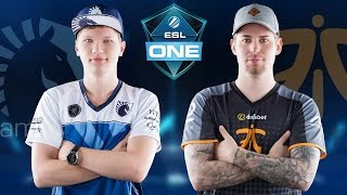 CS:GO - Liquid vs. Fnatic [Cache] Map 2 - ESL One Cologne 2016 - Semifinals(The Counter-Strike: Global Offensive Major is back! ESL One Cologne at the LANXESS arena will not only bring the biggest crowds, but the best in CSGO ..., 2016-07-09T22:19:49.000Z)