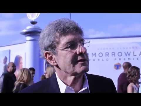 "Alan Horn at Disney's ""Tomorrowland"" World Premiere"
