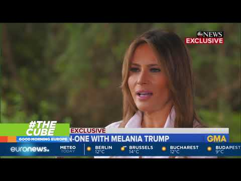 #TheCube | Melania Trump 'Most Bullied Person' in the world?
