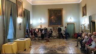 Visiting a Countess in Palermo