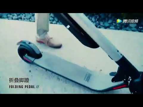Электросамокат Ninebot ES1 E2 ES4
