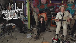 "THE FONTAINES - ""Please Say Something"" (Live at JITV HQ in Los Angeles, CA) #JAMINTHEVAN"