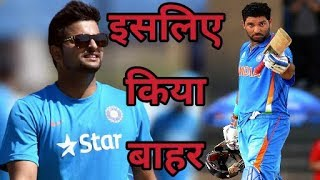 The reason for Yuvraj and Raina's ODI snub: All you need to know about the 'Yo-Yo' test