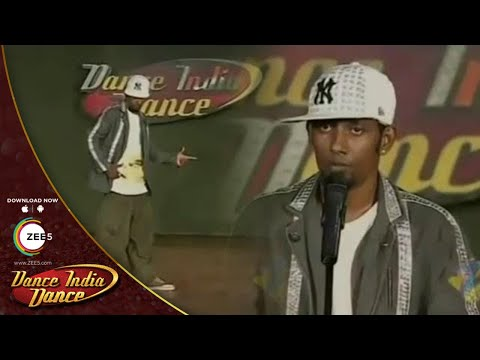 dharmesh-sir's-first-audition-for-dance-india-dance-(2009)