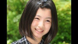 【浜辺美波】話題の14歳、天使でかわいすぎる美少女の画像まとめ【あの花、まれ、スカッとジャパン、他】