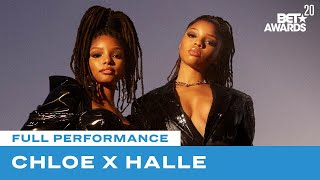 """Download Chloe X Halle Virtual Performance Of """"Forgive Me"""" & """"Do It""""   BET Awards 20 Mp3 and Videos"""