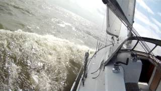 Bavaria 32 Cruiser Sailing