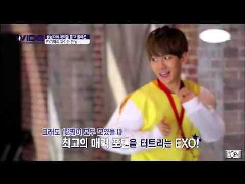 EXO - Sunny 10 CF (bts) KPro