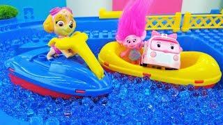 Vidéo en français pour enfants du Jardin d'enfants №34: un alphabet