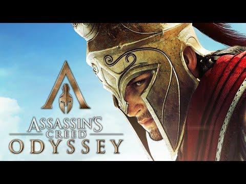 ASSASSINS CREED ODYSSEY : A PRIMEIRA HORA