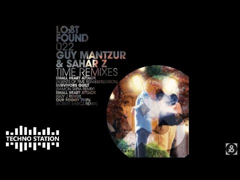 Guy Mantzur & Sahar Z Cotton Candy EP