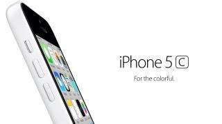 iPhone 5C - Official iPhone 5c Trailer