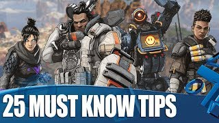 Apex Legends - 25 Tips For Beginners And Beyond!