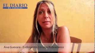Exdirigente de los Círculos Bolivarianos exige respeto a las protestas