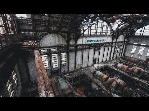 Abandoned Turbine Hall