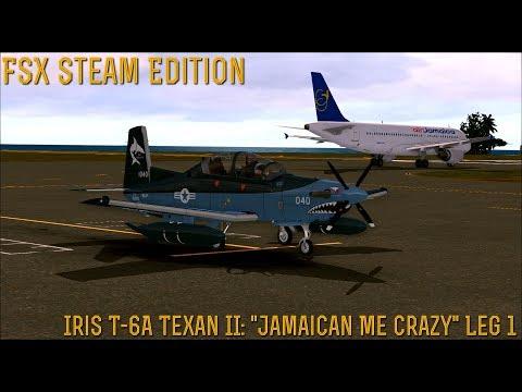 Fsx Se] Iris T-6A Texan Ii: