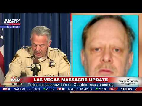 MASSACRE UPDATE: Las Vegas Update On 1October Mass Shooting