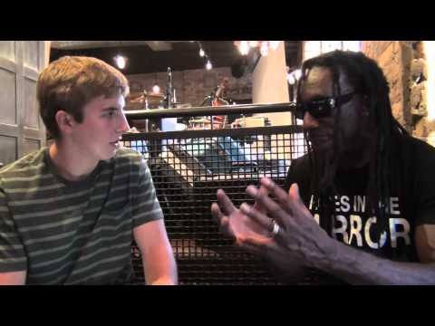 Interview with Boyd Tinsley for Faces in the Mirror
